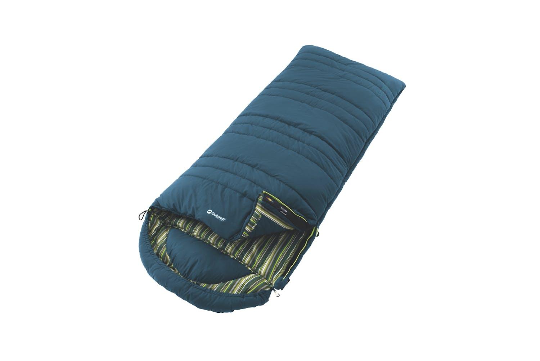 Schlafsack Camper von Outwell - bequemer Schlafsack mit Deckenfunktion