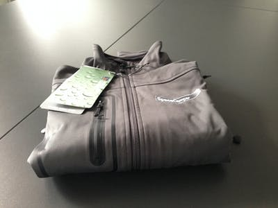 Jacket Spacecamper Grey