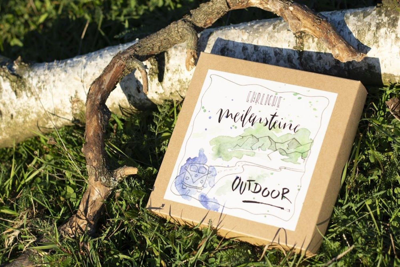 Ehrliche Meilensteine in der Outdoor Edition | Perfektes Geschenk zu Weihnachten