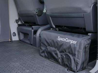SpaceCamper Geschirrtasche