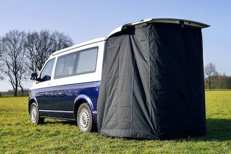 SpaceCamper Heckzelt für VW T6.1, T6, T5: Für den VW California und Transporter.